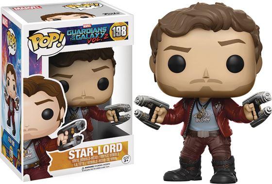 תמונה של שומרי הגלקסיה - POP GUARDIANS OF THE GALAXY VOL2 STAR LORD