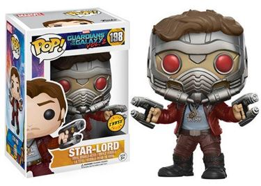תמונה של Guardians of the Galaxy 2 Star Lord Pop Chase ED