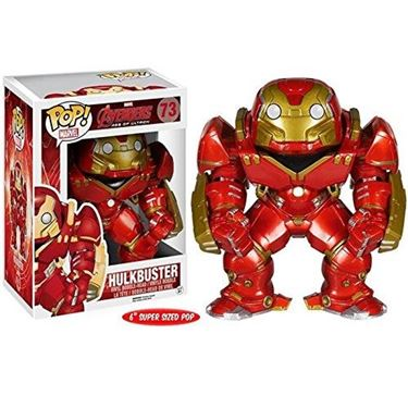 "תמונה של Avengers Age of Ultron Hulkbuster 6"" POP"
