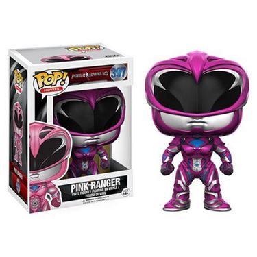 תמונה של Power Rangers Movie Pink Ranger Pop