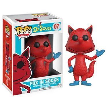 תמונה של Dr. Seuss Fox in Socks Pop