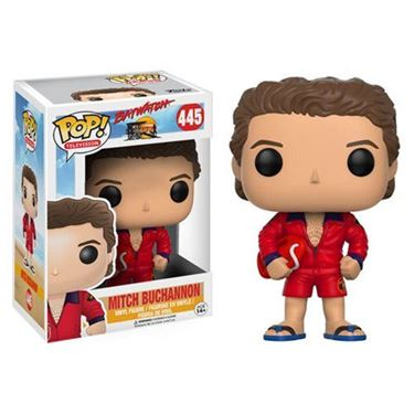 תמונה של Baywatch Mitch Buchannon Pop