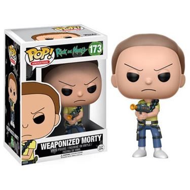 תמונה של Rick and Morty Weaponized Morty Pop