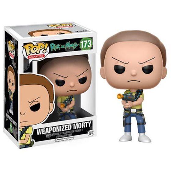 תמונה של Rick and Morty Weaponized Morty Pop