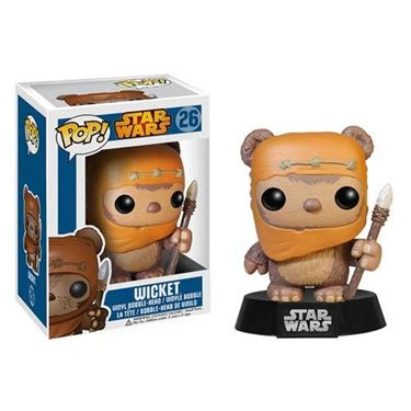 תמונה של Star Wars Ewok Wicket Pop