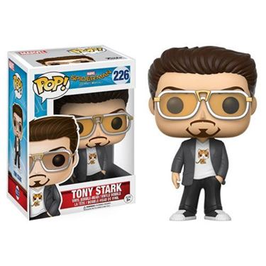 תמונה של Spider-Man: Homecoming Tony Stark Pop