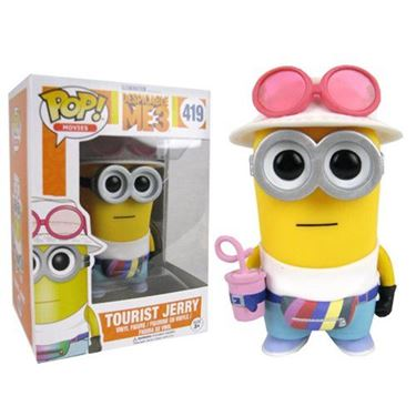 תמונה של Despicable Me 3 Tourist Jerry Pop