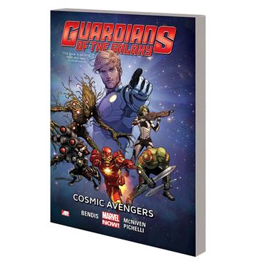 תמונה של GUARDIANS OF GALAXY TP VOL 01 COSMIC AVENGERS