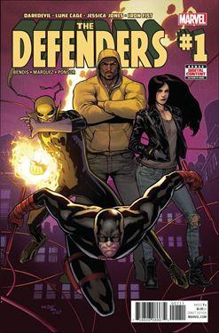תמונה של DEFENDERS #1