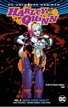 תמונה של HARLEY QUINN  VOL 02 JOKER LOVES HARLEY -REBIRTH