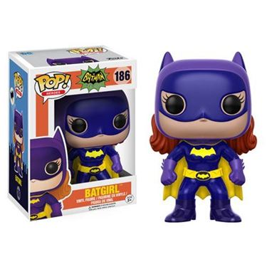 תמונה של Batman 1966 TV Series Batgirl Pop