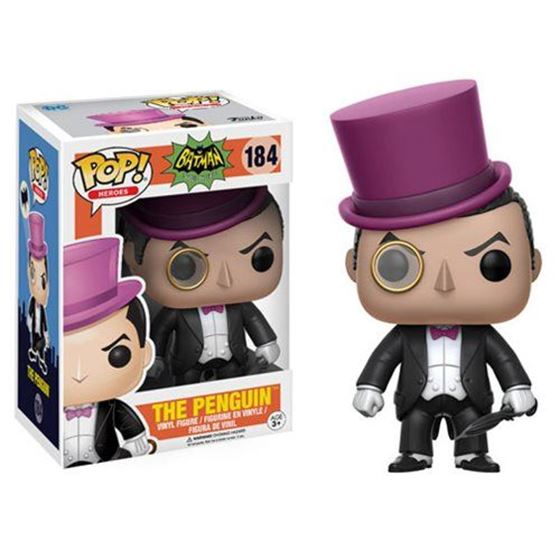 תמונה של Batman 1966 TV Series Penguin Pop