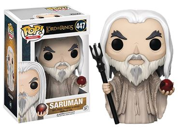תמונה של POP LORD OF THE RINGS SARUMAN