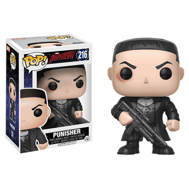 תמונה של Daredevil Punisher Pop