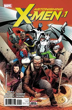 תמונה של ASTONISHING X-MEN #1