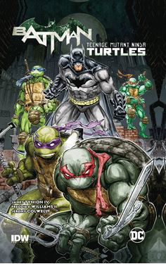 תמונה של BATMAN TMNT TP VOL 01