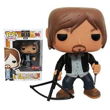 תמונה של The Walking Dead Biker Daryl PX Pop