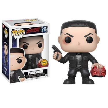 תמונה של Daredevil Punisher Pop Chase ED