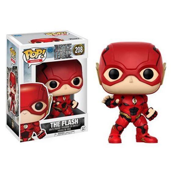 תמונה של Justice League Movie The Flash Pop