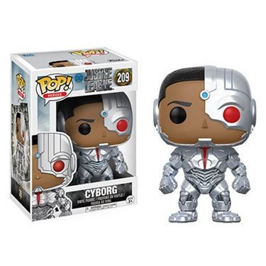 תמונה של Justice League Movie Cyborg Pop