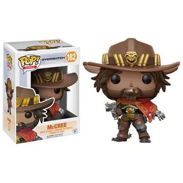 תמונה של Overwatch McCree Pop
