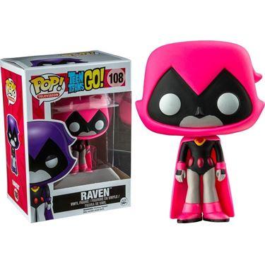 תמונה של Teen Titans Go! Pink Raven Pop