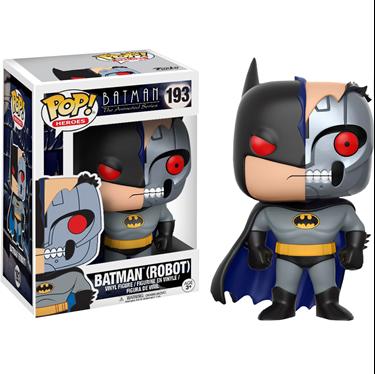 תמונה של Batman: The Animated Series Robot Bat Pop