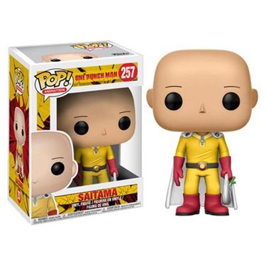 תמונה של One Punch Man Saitama Pop