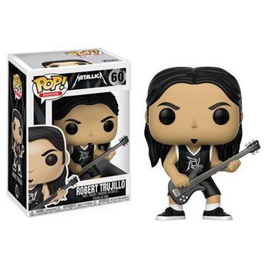 תמונה של Metallica Robert Trujillo Pop