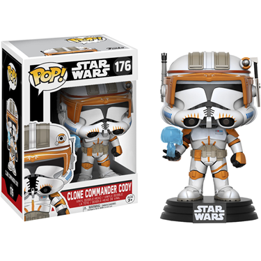 תמונה של Star Wars Clone Commander Cody Pop