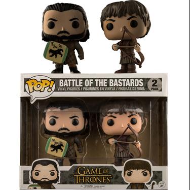 תמונה של Game of Thrones Battle of the Bastards Pop 2-Pack