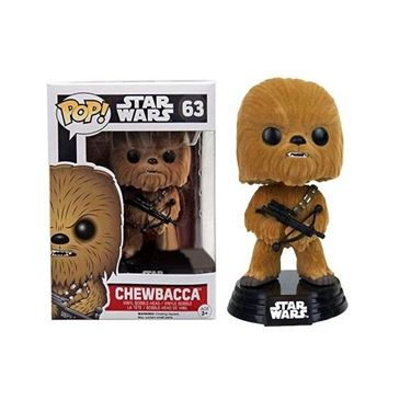 תמונה של Star Wars Chewbacca Pop Flocked