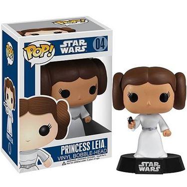 תמונה של Star Wars Princess Leia Pop