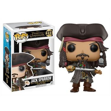 תמונה של Pirates of the Caribbean Dead Men Tell No Tales Jack Sparrow Pop