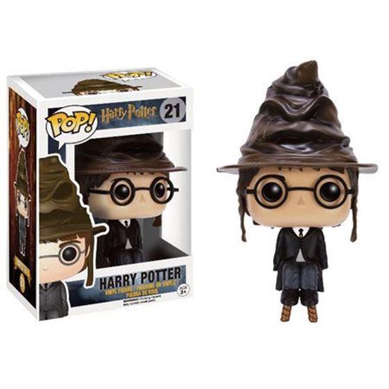 תמונה של Harry Potter Harry Sorting Hat Pop