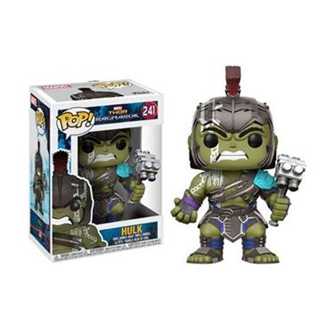תמונה של Thor Ragnarok Hulk Helmeted Gladiator Pop