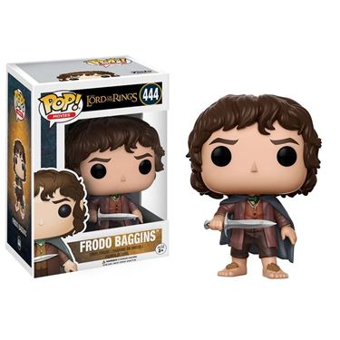 תמונה של The Lord of the Rings Frodo Baggins Pop