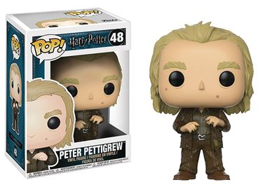 תמונה של POP HARRY POTTER SERIES 4 PETER PETTIGREW