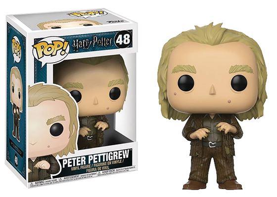 תמונה של POP HARRY POTTER SERIES 4 PETER PETTIGREW
