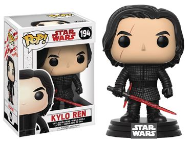תמונה של STAR WARS E8 KYLO REN POP