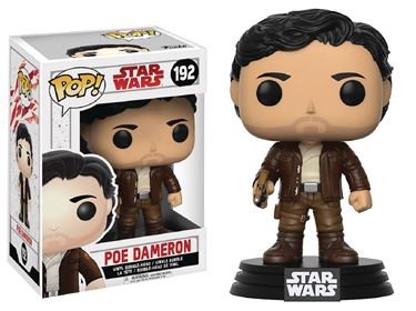 תמונה של  STAR WARS E8 POE DAMERON POP