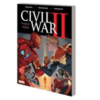תמונה של CIVIL WAR II TP
