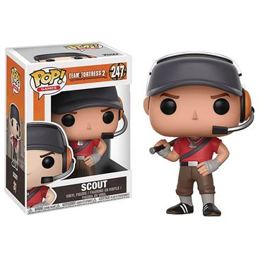 תמונה של TEAM FORTRESS 2 SCOUT POP