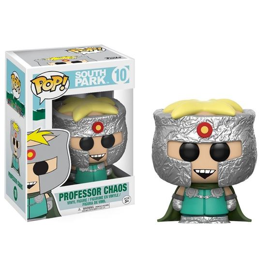 תמונה של South Park Professor Chaos Pop