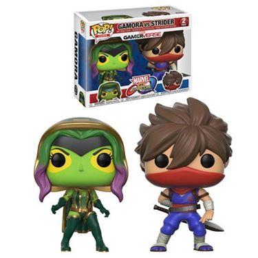 תמונה של Marvel vs. Capcom Gamora vs. Strider Pop 2pk