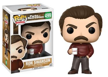 תמונה של Funko Pop Television: Parks and Recreation - Ron Swanson