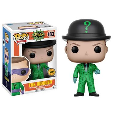 תמונה של Batman 1966 TV Series Riddler Pop Chase