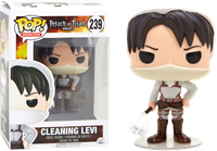 תמונה של ATTACK ON TITAN CLEANING LEVI POP