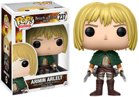 תמונה של ATTACK ON TITAN ARMIN ARLELT POP