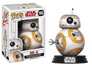 תמונה של STAR WARS E8 BB-8 POP